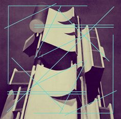 Eli Keszler - Cold Pin Album cover design / artwork by Kathryn Politis & Bill Kouligas. Album Cover Design, Photography Illustration, Retro Futurism, Album Covers, 21st, Cold, Graphic Design, Artist, Artwork