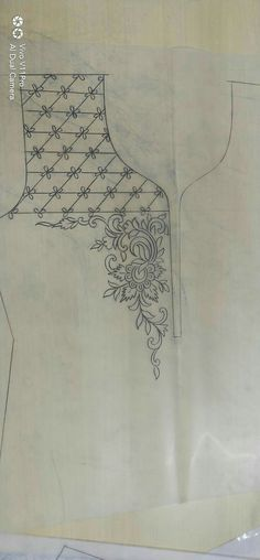 handstickmuster-fur-kurtis-stickerei/ - The world's most private search engine Hand Embroidery Design Patterns, Hand Embroidery Projects, Kurti Embroidery Design, Hand Embroidery Flowers, Hand Work Embroidery, Embroidery Fashion, Diy Embroidery, Machine Embroidery Designs, Embroidery Motifs