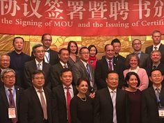 Μέλος του Συμβουλίου του Οργανισμού Ιατρικής Αποκατάστασης της Δημοκρατίας της Κίνας  διορίστηκε η καθηγήτρια του Πανεπιστημίου Κύπρου, Φώφη Κωνσταντινίδου