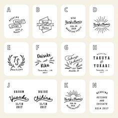 Graphic Design Branding, Packaging Design, Logo Design, Wedding Prints, Wedding Logos, Wave Design, Print Design, Typography Logo, Lettering