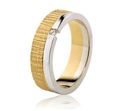 Brilliant Path - http://www.d1jewelry.pt/aliancas-casamento/fields-of-gold/brilliant-path