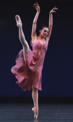 Tiler peck new York city ballet