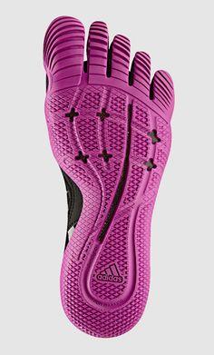 Details we like / Shoe / Soft Goods / adipure / barefood / Pink / at Le Manoosh : Photo