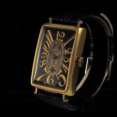 Omega Art Deco Men's Watch, 1916