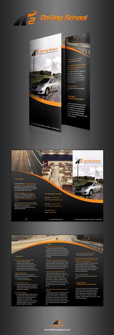 brochure design inspiration - Buscar con Google