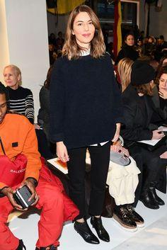 New York Fashion Week Front Row And Party Pictures Fall Outfits, Casual Outfits, Fashion Outfits, Sofia Coppola Style, Gia Coppola, Estilo Coco Chanel, Looks Style, My Style, Prada