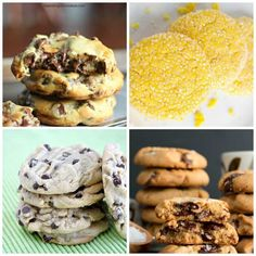 Baking Up Batches Of New Cookie Recipes With Bosch Mixers Oat Chocolate Chip Cookies, Chocolate Chip Recipes, Chocolate Flavors, Biscoff Recipes, Chocolate Fudge, Oatmeal Cookies, Mint Chocolate, Sour Cream Cookies, Butter Sugar Cookies