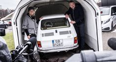 Custom-Made Fiat 126p Now On Its Way To Tom Hanks