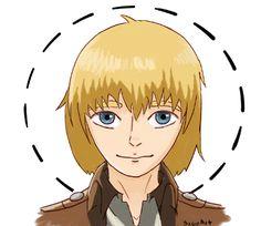 Armin - Attack on Titan
