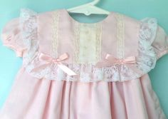 Vintage C.I. Castro and Co. Pretty Pink Baby by StarrChildVintage, $18.00