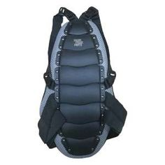 Manbi Back Protector The Manbi Back Protector uses armadillo connected external plates with full length impact absorbing foam to offer an excellent level of protection for your back while you are enjoying a great day out  http://www.MightGet.com/january-2017-11/manbi-back-protector.asp
