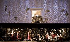 Thaïs di Jules Massenet Teatro Regio, Dicembre 2008 Direttore d'orchestra Gianandrea Noseda Regia, scene e costumi Stefano Poda - © Teatro Regio Torino - Foto Ramella