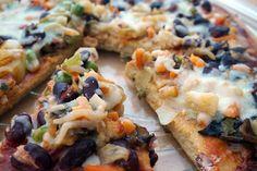 Vegetable Pizza, Quinoa, Baked Potato, Potatoes, Baking, Vegetables, Ethnic Recipes, Food, Potato