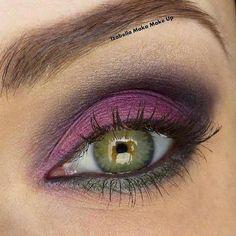 Beautiful make-up to copy!! Enjoy!! ;)