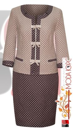 Classy Suits, Classy Dress, African Fashion Skirts, Fashion Dresses, African Attire, African Dress, Womens Dress Suits, Blouse Designs, Plus Size Outfits
