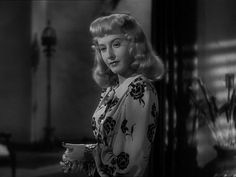 Double Indemnity Screencaptures by thefoxling, via Flickr