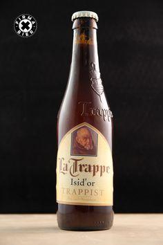 La Trappe Isi d'Or Malt Beer, Beers Of The World, Belgian Beer, Brew Pub, Beer Lovers, Brewery, Beer Bottle, Drinks, Pallet