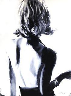 Saatchi Online Artist Janel Eleftherakis.
