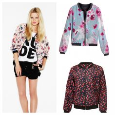 Fashion Alert: Trends For Spring 2014-Sporty Bomber Jacket #StyleBomb #ParkerDaniels