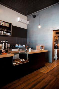 Display Case. melbourne cafes photo blog: reverence