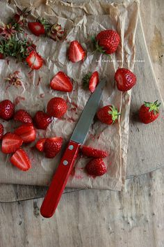 Fraises  #strawberries