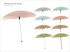 Severinka_'s Beach umbrella sloping(装飾品 - その他)