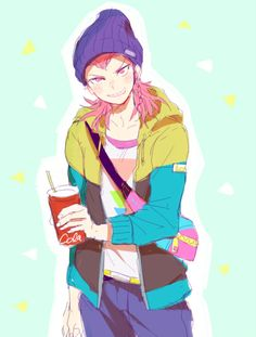 super dangan ronpa 2 / dangan ronpa Souda Kazuichi