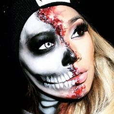 Have you decided on your Halloween makeup already? We have a photo gallery featuring the freshest and hottest looks for the Day of the Dead.
