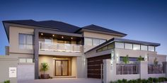 house designs with triple garage - Google Search