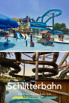 Visiting Schlitterbahn: The Worlds Biggest Water Park