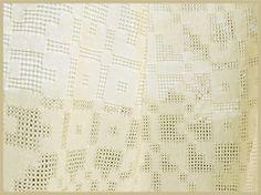 Huck Lace Curtain (pearl cotton) 2010                                ОЧЕНЬ интересный сайт. СМОТРЕТЬ