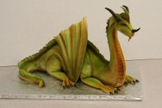 Dragon dragon dragon. Mike's Amazing Cakes.