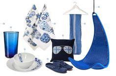Azul. Solo o combinado con blanco http://www.muudmag.com/spa/pagina/197-AZUL