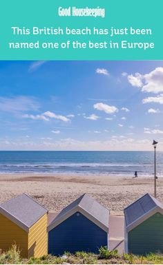 795f6e4ceac9 Bournemouth Beach in Dorset has just been named one of Europe s top 10  beaches  bournemouthbeach  beach  dorset