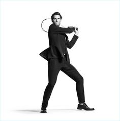 Tennis star Rafael Nadal reunites with Tommy Hilfiger Tailored for its spring-summer 2017 campaign. Nadal travels to Palm Springs… Mode Tommy Hilfiger, Tommy Hilfiger Tailored, Rafael Nadal Fans, Nadal Tennis, Rafa Nadal, Pro Tennis, Tennis Legends, Sports Awards, Summer Campaign
