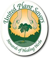 United Plant Savers: Stewards of Healing Herbs.  United Plant Savers' mission is to protect native medicinal plants of the United States and Canada and their native habitat while ensuring an abundant renewable supply of medicinal plants for generations to come.