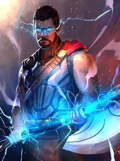Thor God of Thunder (Ragnarok)
