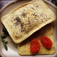 OuiOui Saudável: Mais um pão sem glúten!