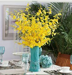 decorating with flowers in glass bowls all arrangements grasses