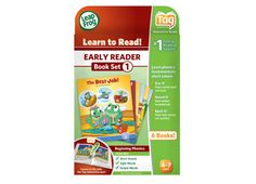 Buy the Phonics Book Series: Short Vowels for LeapReader/Tag Reader at LeapFrog.com