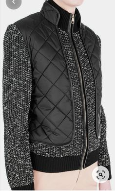 Skirt Outfits, Cute Outfits, Cool Coats, Sports Skirts, Jackets For Women, Clothes For Women, Baby Sweaters, Quilted Jacket, Winter Dresses