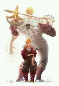 Lord Escanor, the Sin of Pride | Nanatsu no Taizai (Seven Deadly Sins)