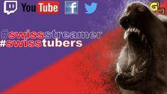 Live Intervierws Live auf Twitch. Kanalvorstellung von Schweizer YouTuber und Streamer. Interview, Youtuber, Ab Sofort, Streamers, Videos, Live, Movie Posters, Movies, Swiss Guard