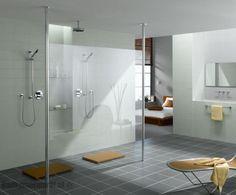 Gladde Wanden Badkamer : 10 beste afbeeldingen van douche wanden badkamerideeën douches