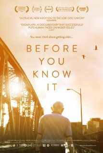 Reel Charlie's 30 Days of Gay review of Before You Know It