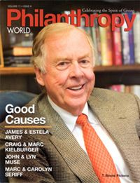 ESCAPE Family Resource Center strikes it big in naming larger-than-life Texas energy tycoon T. Boone Pickens as CEO (Celebrity Executive Officer) of its Annual ESCAPE Celebrity Serve Benefit. Oklahoma State Football, Oklahoma State University, Great Entrepreneurs, Go Pokes, Luxe Life, Red River, Marketing, My World, Benefit