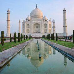 #mytajmemory Good morning Taj Mahal  Taj Mahal the epitome of love and one of…