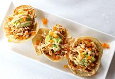 Pumpkin Beer Chicken Tacos @foodfanatical