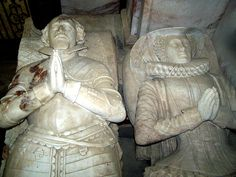 https://flic.kr/p/atnbEW | Northamptonshire, Stanford | Sir Thomas Cave 1613 and wife Eleanor daughter of Sir Nicholas St John of Lydiard Tregoze and Elizabeth Blount (daughter of Richard Blount and Elizabeth Lyster) www.flickr.com/photos/sheepdog_rex/4622695850/ Thomas was the son of Roger Cave  www.flickr.com/photos/52219527@N00/6214130306/ and Margaret flic.kr/p/B8gazb sister of William Cecil Lord Burghley flic.kr/p/Avr7FC Eleanor was the sister of John St John of Hungerford and Elizabeth…