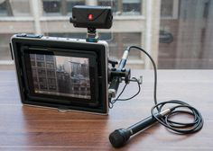 Produce video with your iPad- with the Padcaster case
